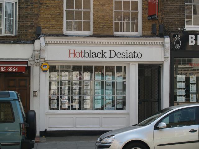 Hotblack Desiato