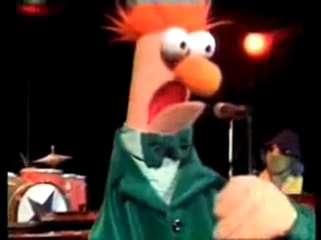 Beaker Astley