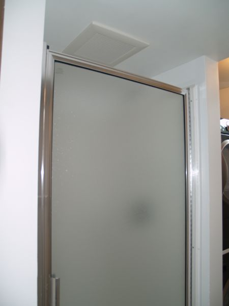 New Shower Door