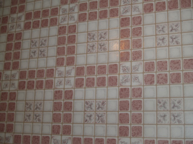 Ugly Bathroom Floor